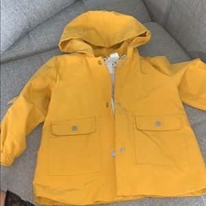 Toddler girls Zara jacket